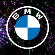 BMW unveils flat logo in first rebrand for two decades