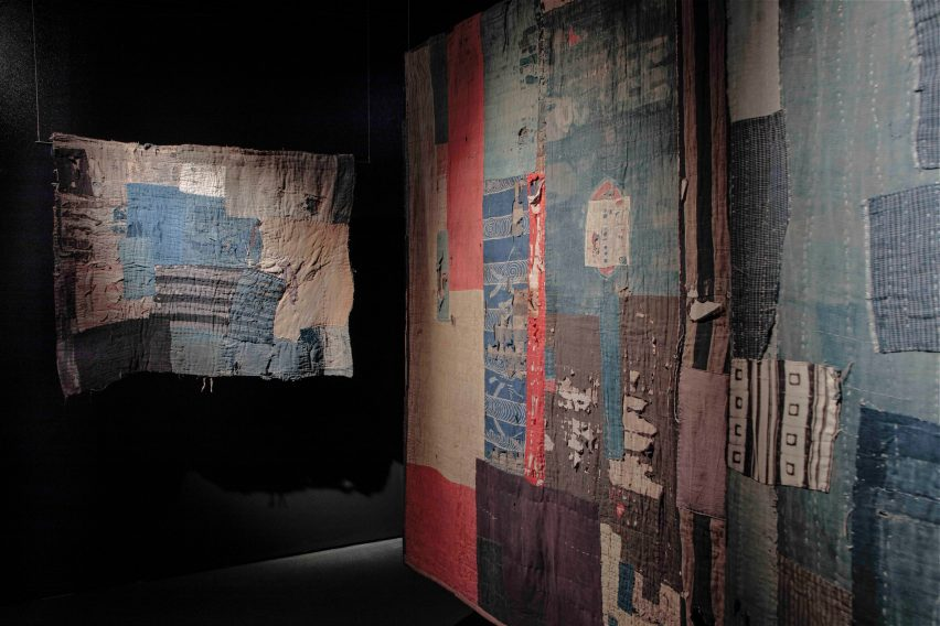 Boro Textiles at Japan Society