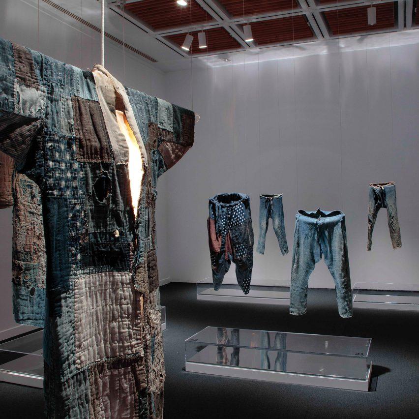 Boro Textiles at Japan Society