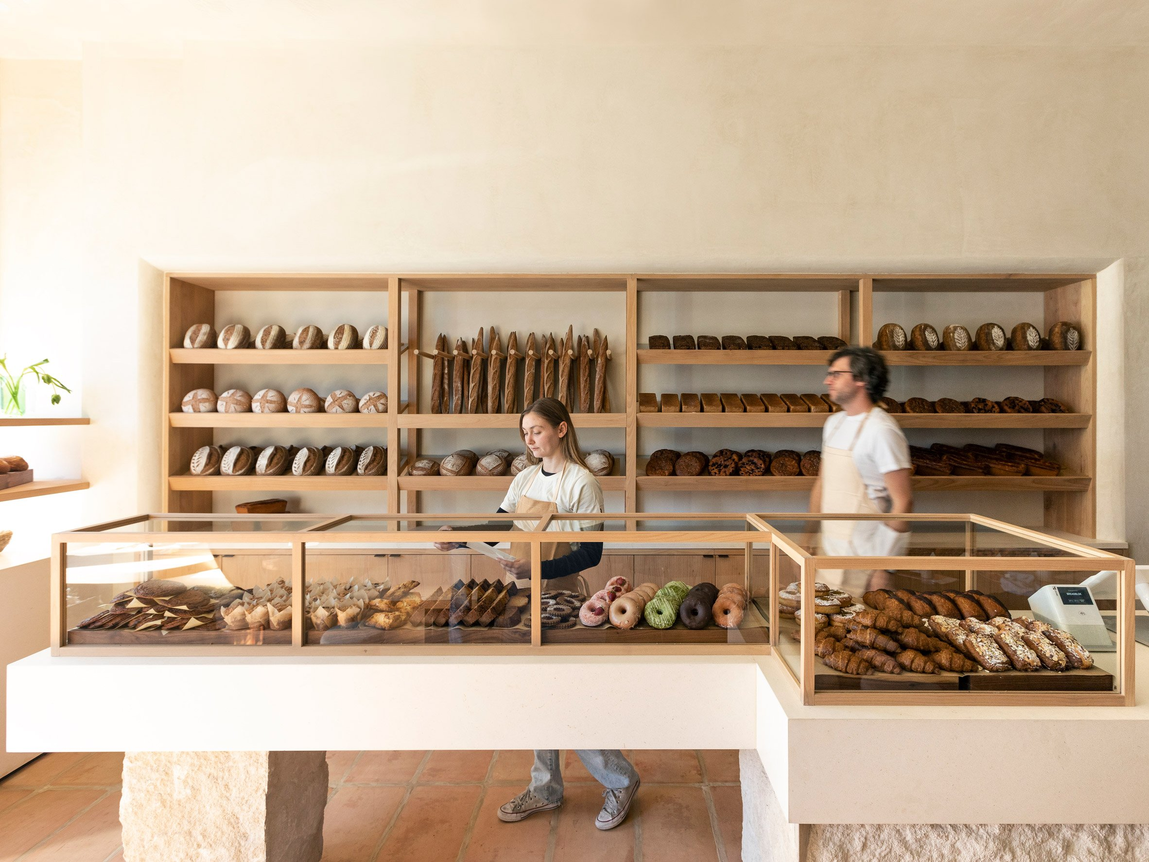 Six Bakeries And Sweets Shops With Delectable Interiors