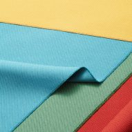 Camira creates colourful Oceanic fabrics from recycled plastic bottles
