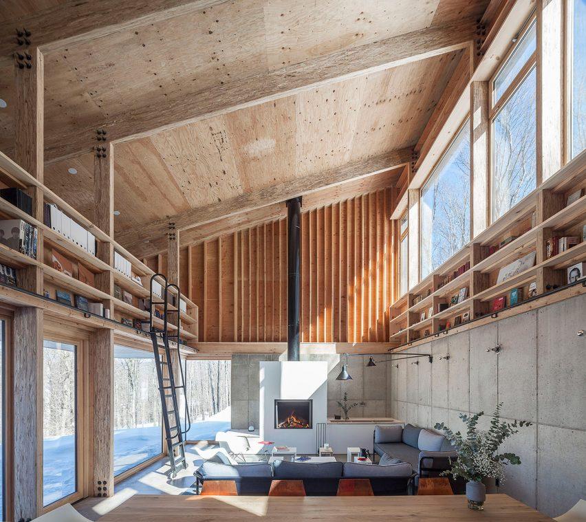Camp O House par Maria Milans Studio