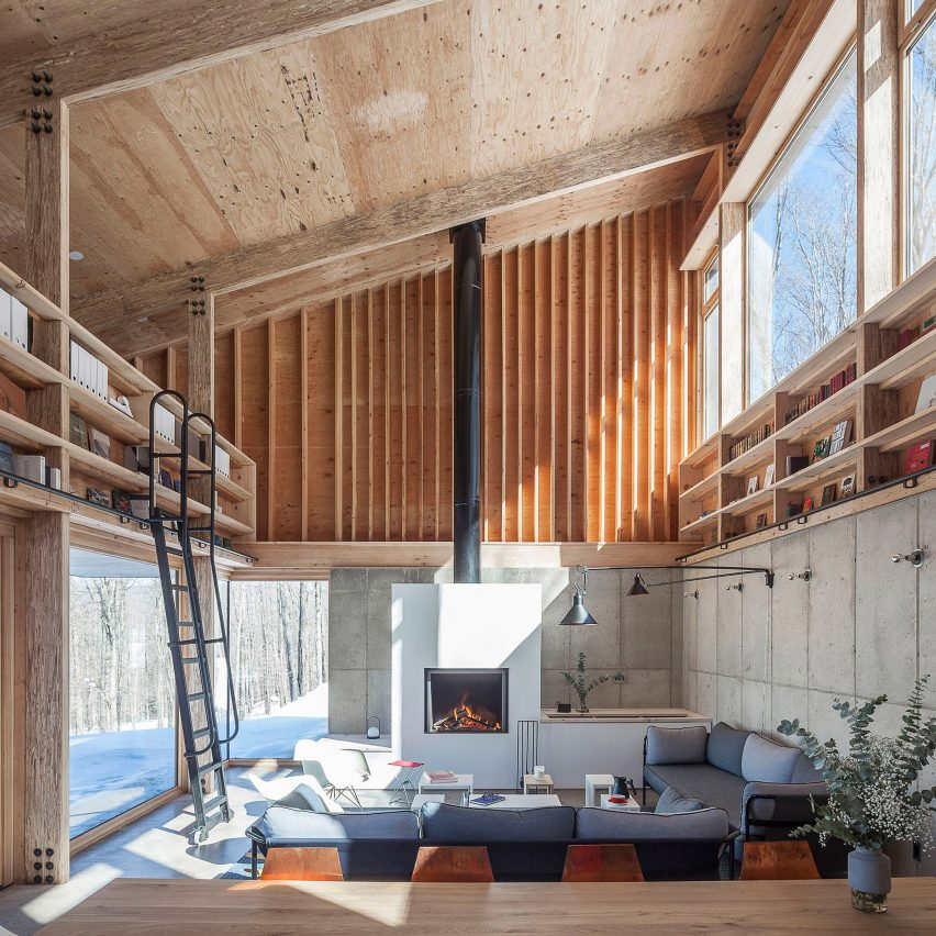 Camp O House by Maria Milans Studio