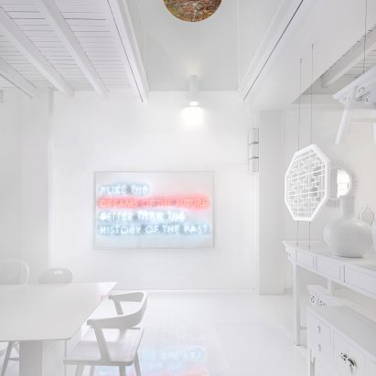 Canvas House co-living space by Ministry of Design