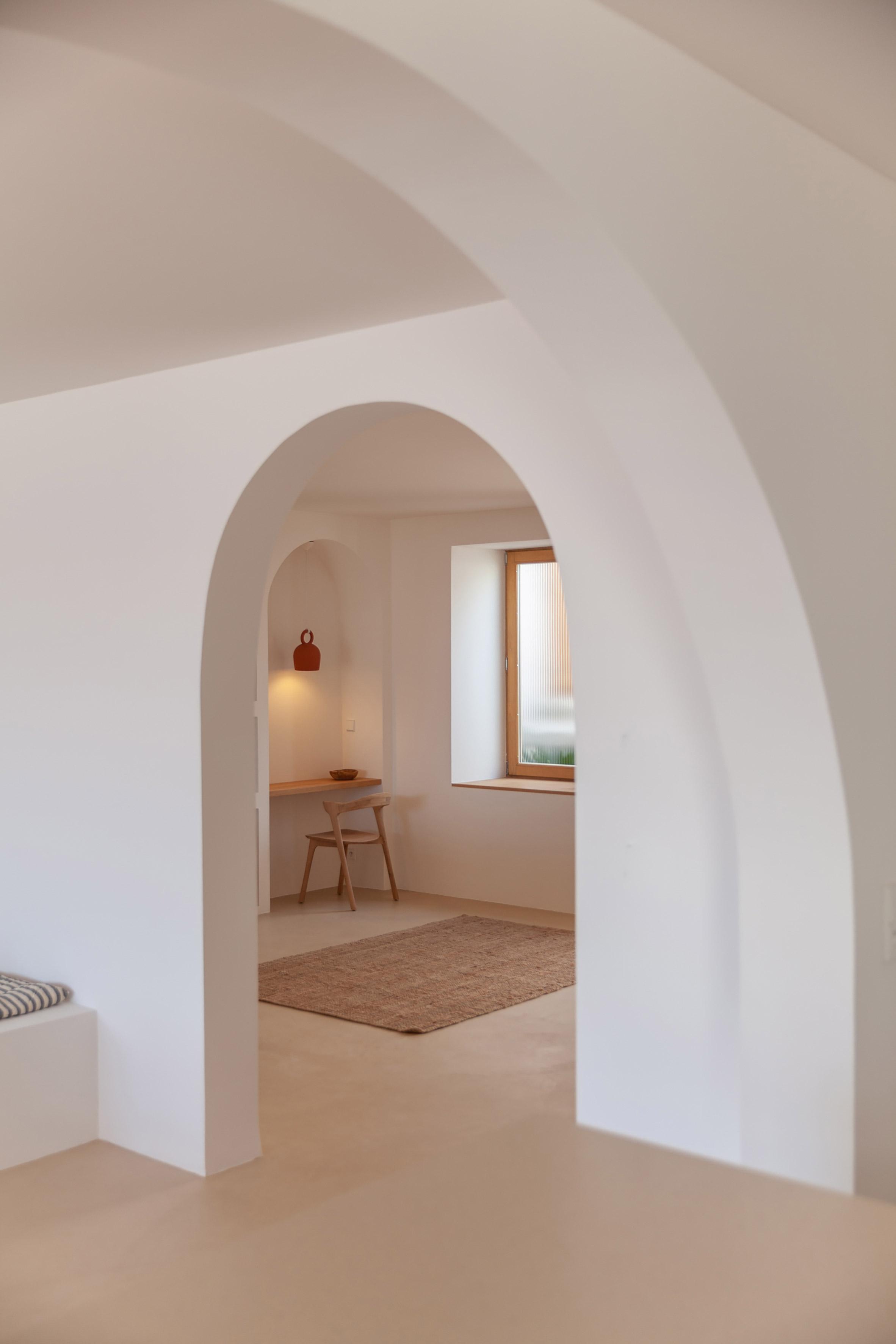 Casa Santa Teresa by Amelia Tavella