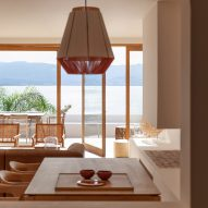 Casa Santa Teresa is a Corsican holiday home with unspoilt ocean views