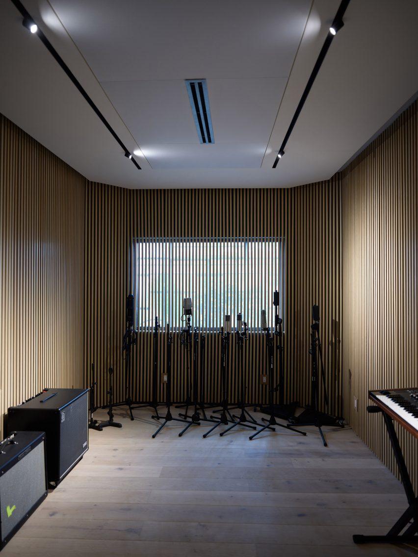 Chapel Studios by Goko