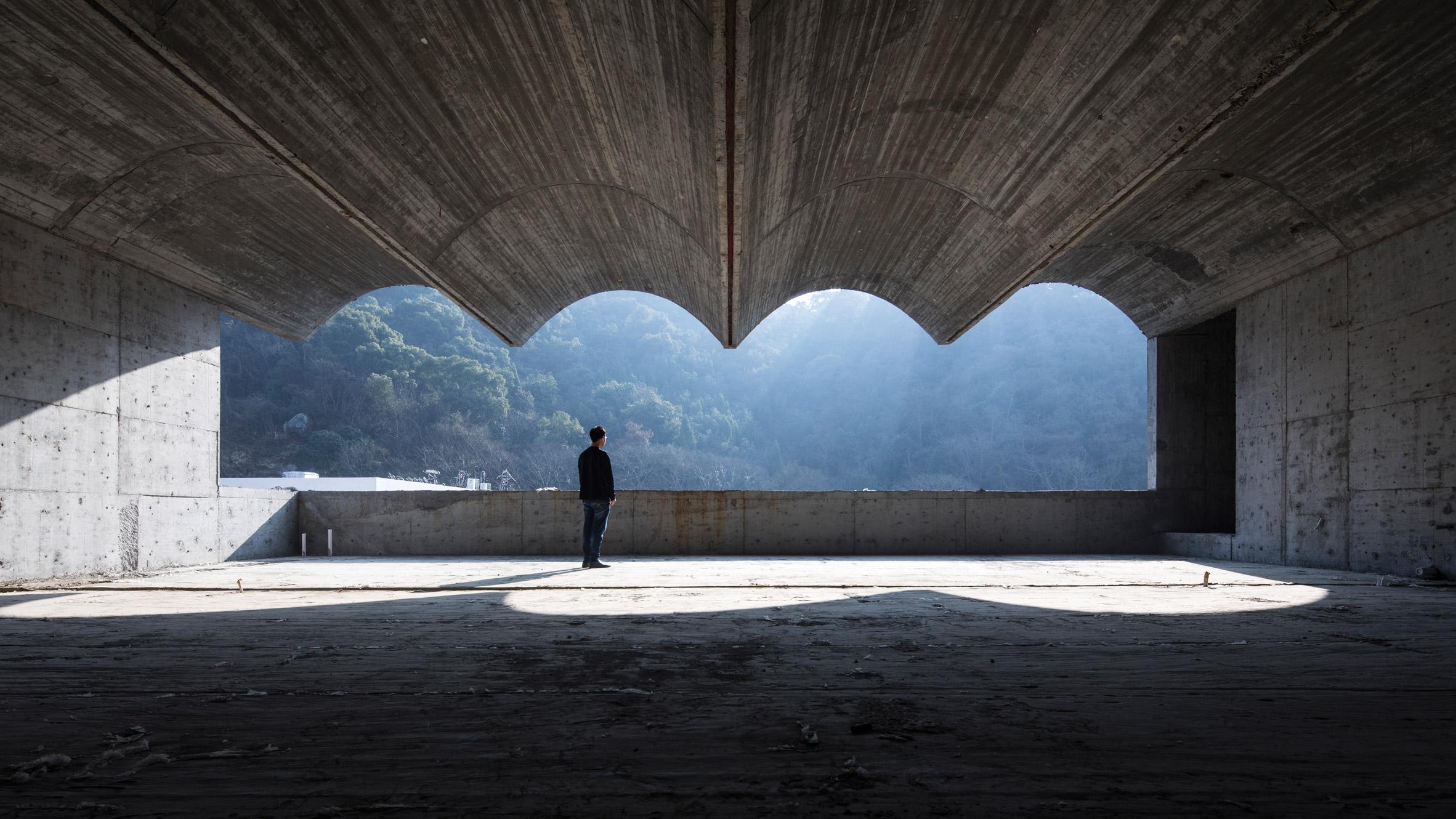Taizhou Contemporary Art Museum by Atelier Deshaus