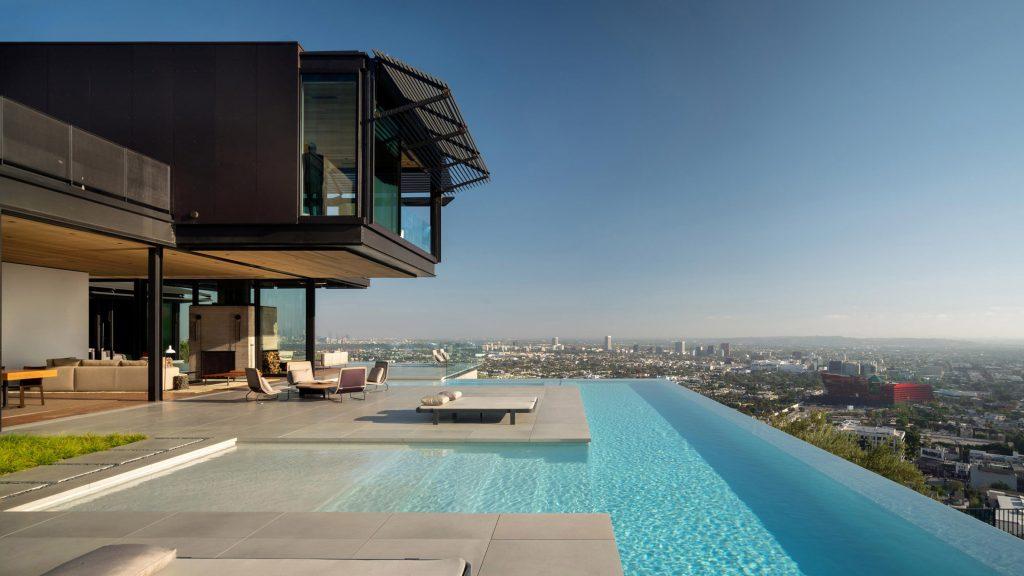 "Olson Kundig designs Los Angeles house ""to feel like an adventure"""