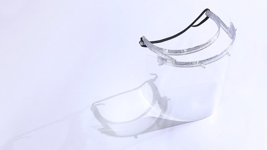 3D-printed face shields can protect medical staff from coronavirus