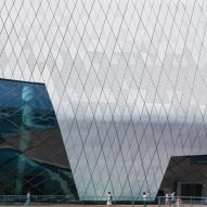 The National Maritime Museum of China by Cox Architecture