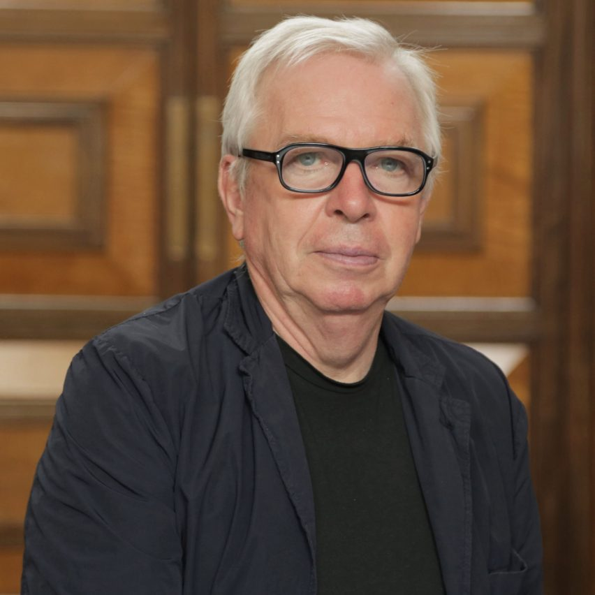 """I feel like a bit of a fake"" says David Chipperfield in Dezeen's latest podcast"