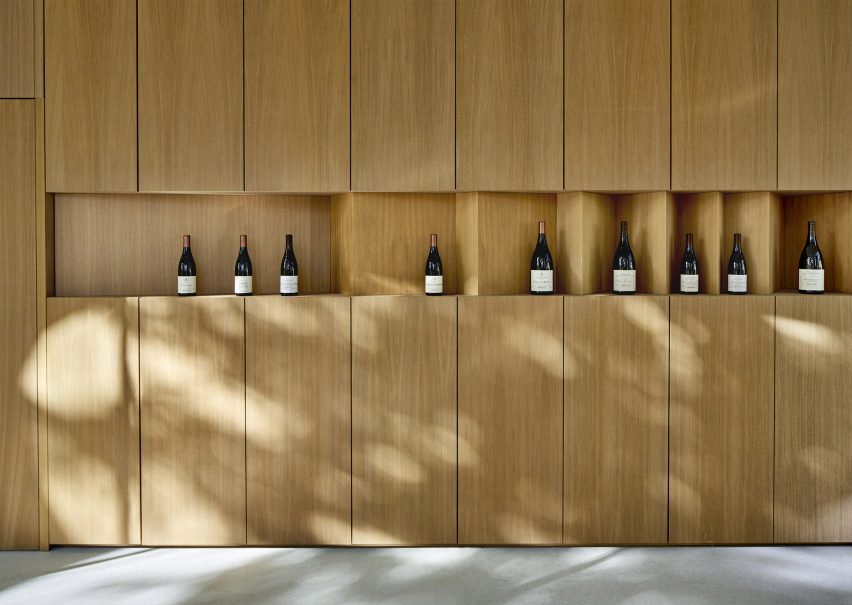 Delas Freres Winery by Carl Fredrik Svenstedt Architects