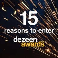 15 reasons to enter Dezeen Awards 2020 and save 20 per cent on entry fees
