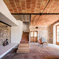 Anna and Eugeni Bach convert former chocolate factory into home and studio