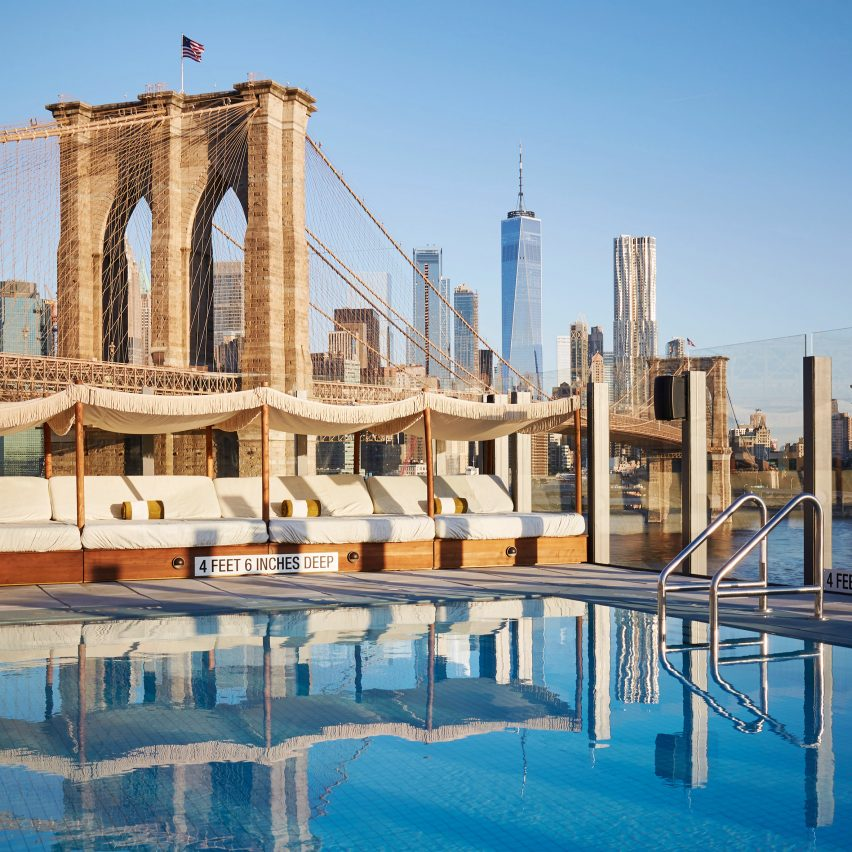 Top architecture and design jobs: Intermediate project architect Soho House in Los Angeles, USA