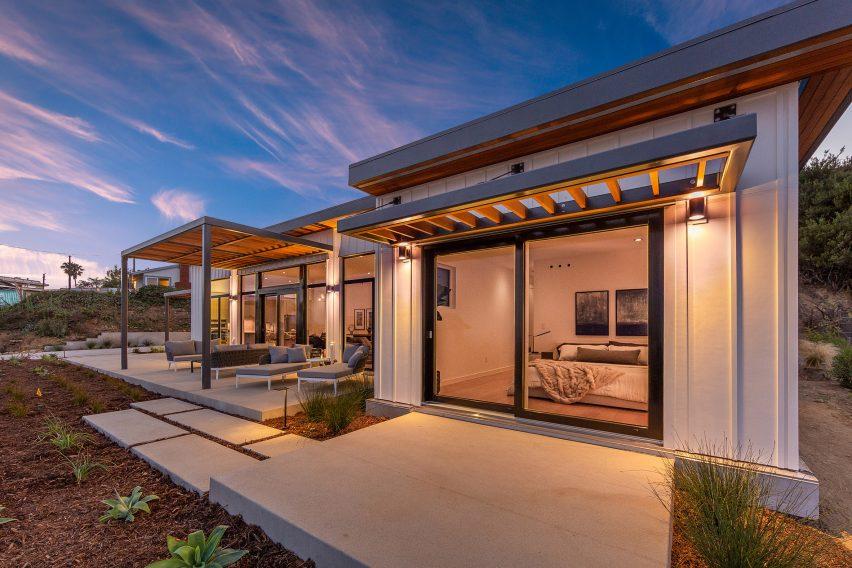 Dvele Self-Powered home
