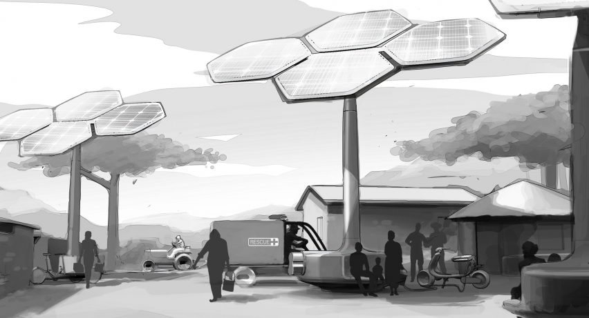 AMO and Volkswagen designing an electrictractor for sub-Saharan Africa