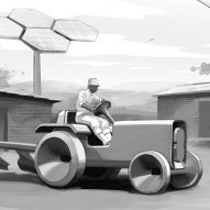 AMO and Volkswagen propose electrictractor design for sub-Saharan Africa