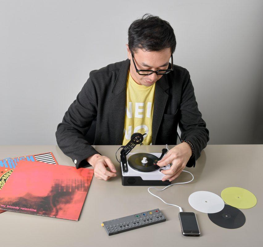 Easy Record Maker by Yuri Suzuki
