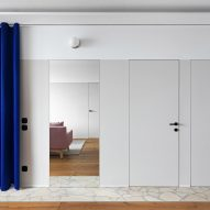 EGR Apartment by Ater Architects
