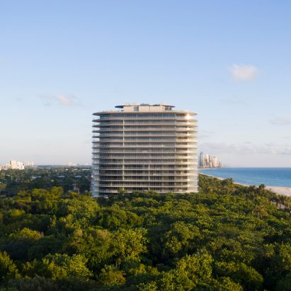 Eighty Seven Park by Renzo Piano