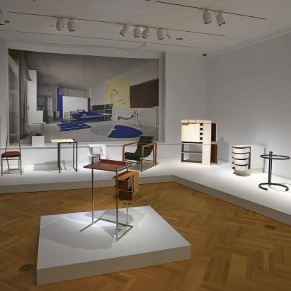 Eileen Gray exhibit at Bard Graduate Center
