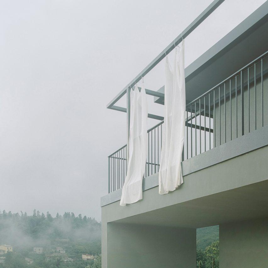 Deltastudio converts concrete warehouse into minimalist family home