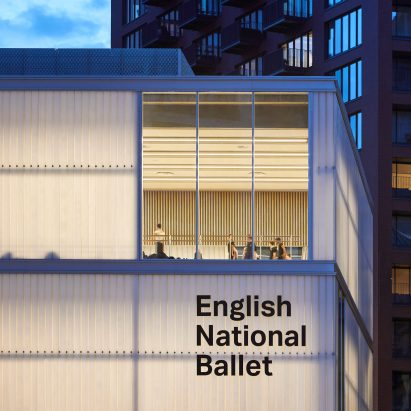 English National Ballet by Glenn Howells