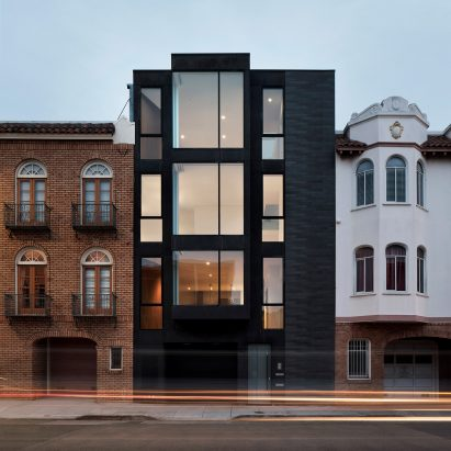 Franklin Street by Michael Hennessey Architecture