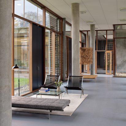 Fritz Hansen HQ in Allerød, Denmark