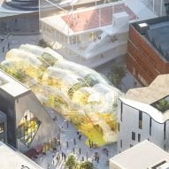 Visuals revealed of Greenwich Design District
