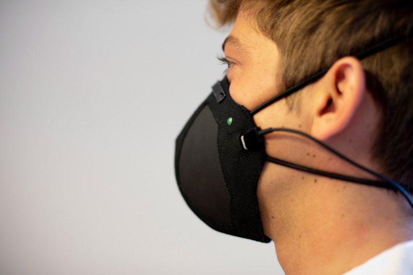 Guardian G-Volt Graphene Breathing Mask