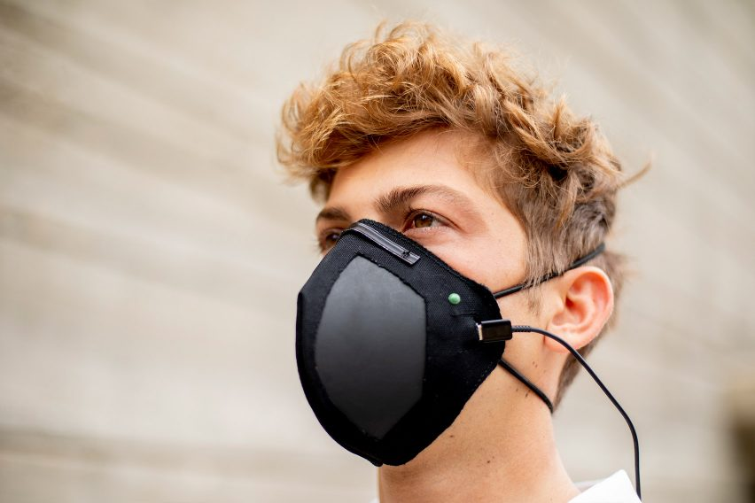 Guardian G-Volt Graphene Breathing Mask