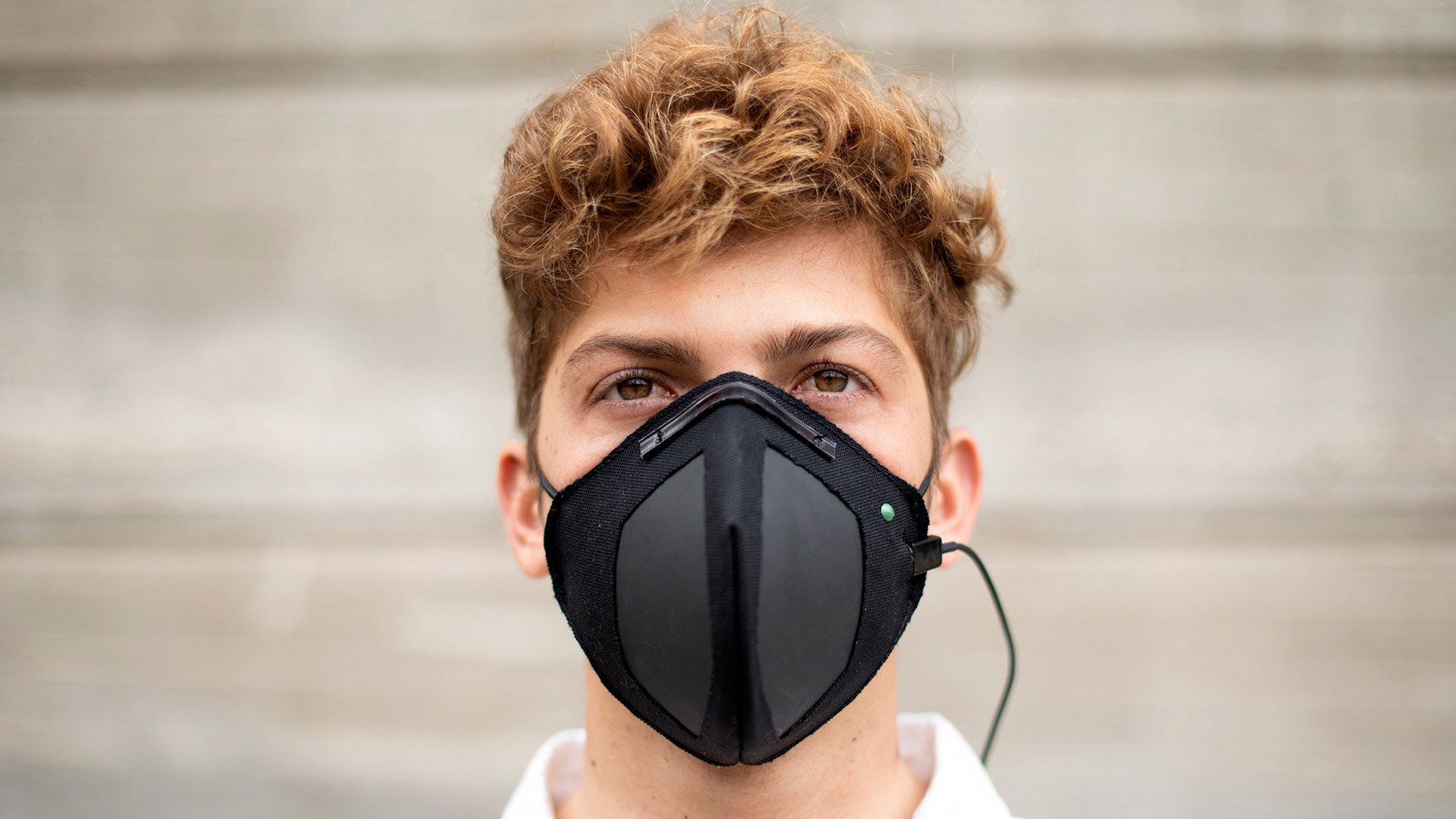 breathing mask virus