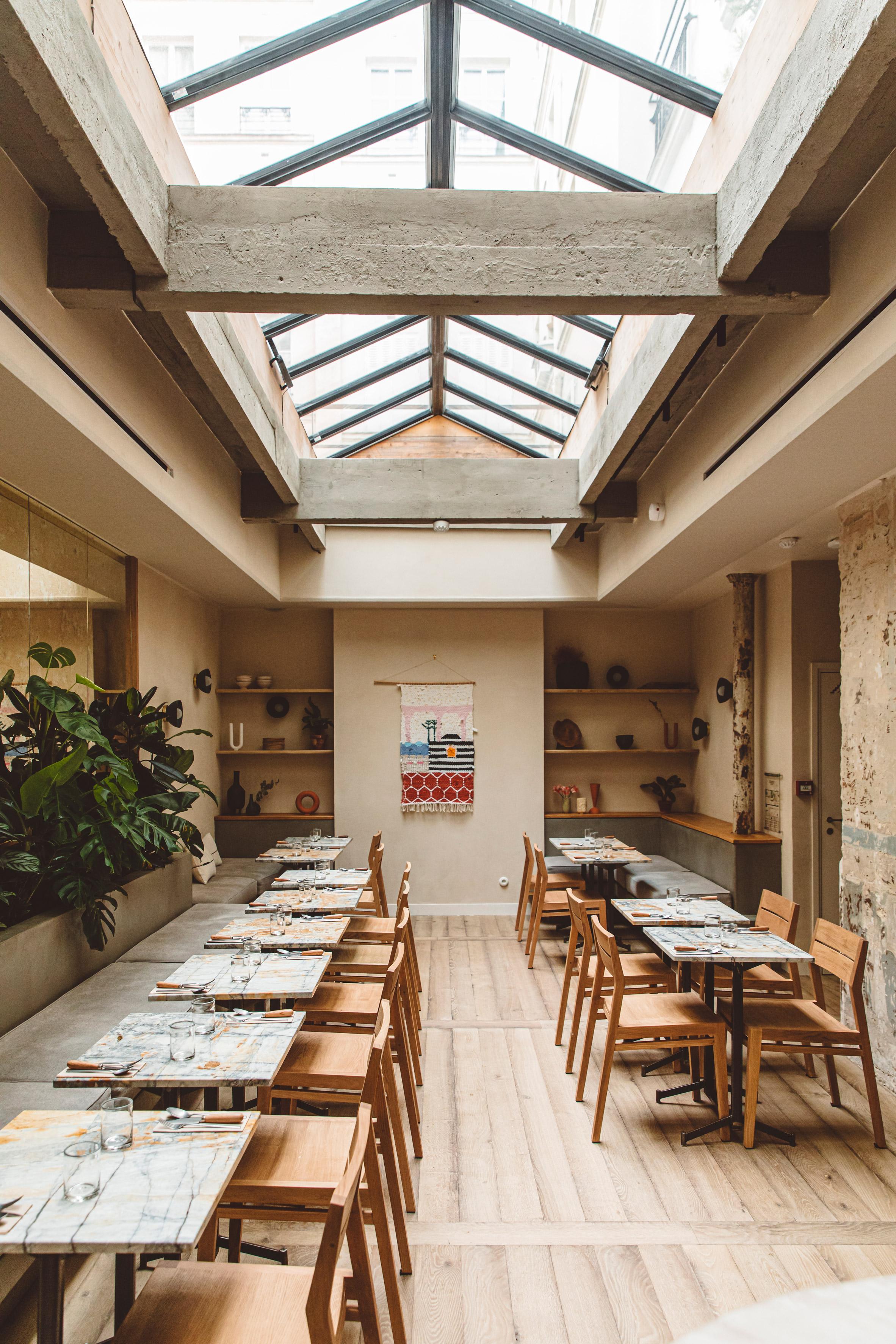 Hoy hotel in Paris