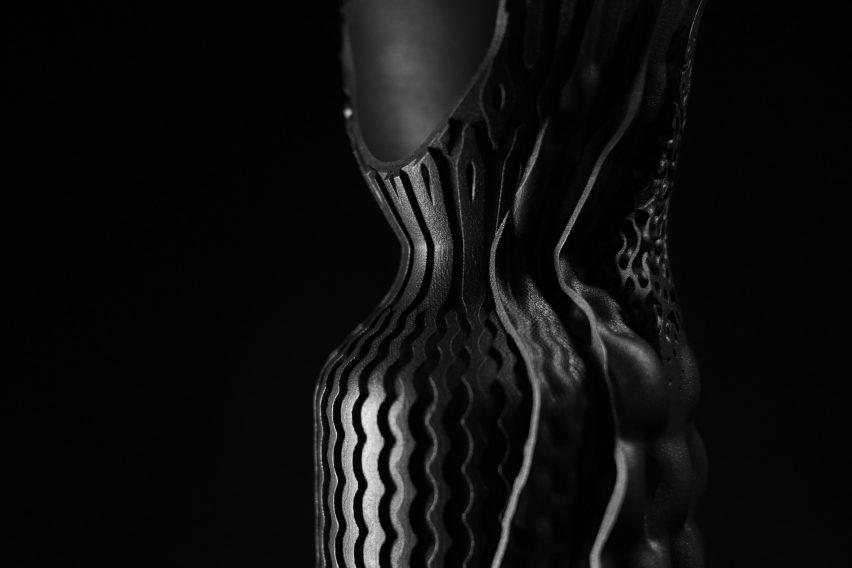 Hyperganic utilise l'IA pour concevoir un moteur de fusée imprimé en 3D
