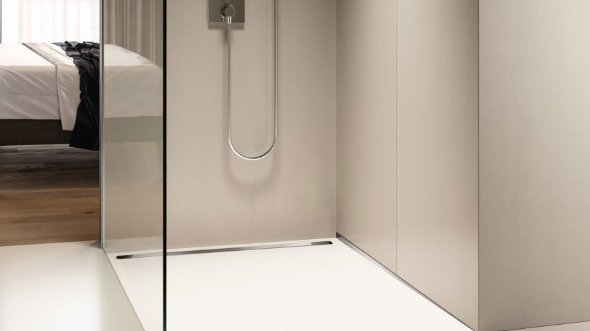 Kaldewei merges steel and glass for easy clean bathroom surfaces