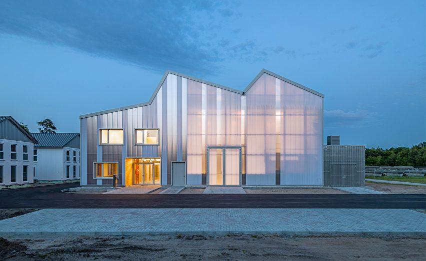 Karlsruhe Institute of Technology by Behnisch Architekten
