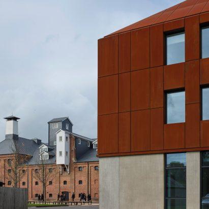 School Architecture And Interior Design Dezeen