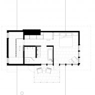 Lawless by Searl Lamaster Howe Architects Second Floor Plan