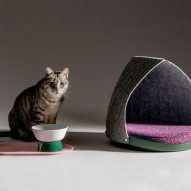 Layer and Cat Person design mix-and-match furniture for felines