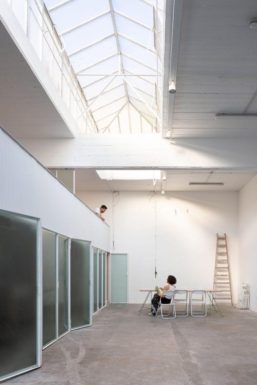 Lerma Office by Nu Estudio
