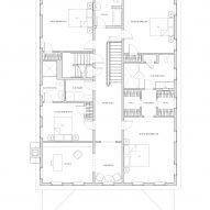 Levine by Hendricks Churchill Floor Plan