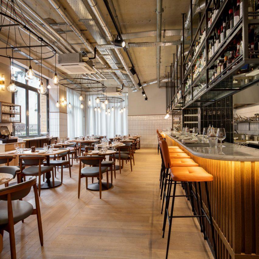 London restaurants: Cafe Murano Bermondsey