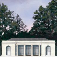 Melania Trump unveils classical Tennis Pavilion at the White House