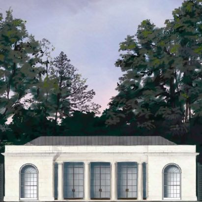 Tennis Pavilion at The White House