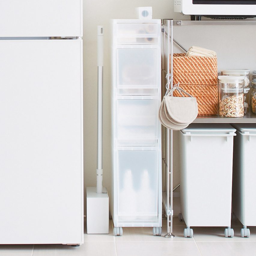 Muji's storage solutions aim to improve the efficiency of your life