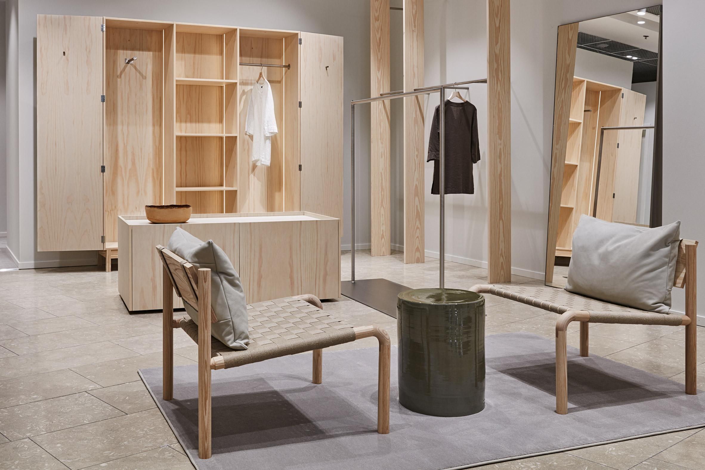 Nanso store by Studio Joanna Laajisto