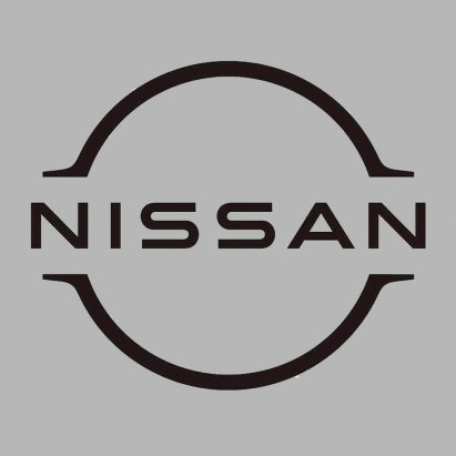 Nissan flat logo from trademark documents